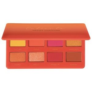 NEW Artist Couture | Caliente Hot + Spicy Palette